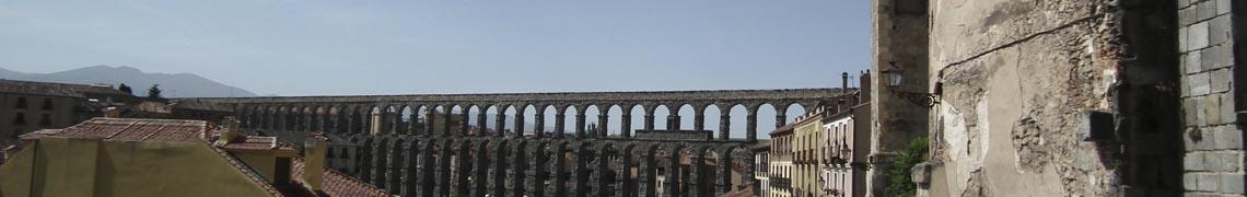 Segovia. Guía de viajes y turismo